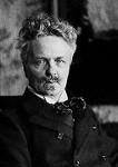 August Strindberg portrait