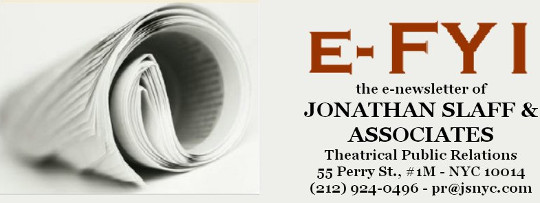 Jonathan Slaff & Associates E-FYI Newsletter