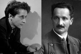 Arendt & Heidegger