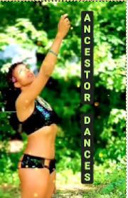 """Ancestor Dances"" -- Artistic Direction, Choreography, Dance: Maura García."